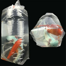10/20/50PCS Aquarium Breathing Bags Breather Bags Transport LongLife Fish Shrimp
