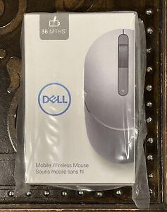 BRAND NEW Dell Mobile Wireless Mouse TITAN GRAY: Model MS3320W 1600 DPI Tracking