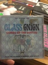 Glass Onion Songs Of The Beatles CD Jazz Various Aretha Franklin The Meteors Etc