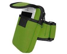 Housses et coques anti-chocs verts Universel pour téléphone mobile et assistant personnel (PDA)
