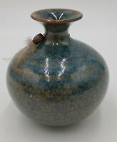 Signed Original Roger Butler Feather River Hand Thrown Studio Art Pottery Glazed