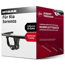 E-Satz 13 polig ANHÄNGERKUPPLUNG AHK STARR Kia Sorento 2002-2006