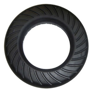 """Go-Ped Go-Active 6"""" Solid Hard Rubber Tire for Mach 12 or 3-Spoke Type Wheel"""