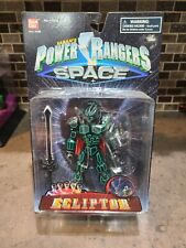 Super Rare 1998 Power Rangers in Space: Ecliptor Very Hard to Find in Box