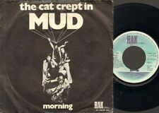"""MUD the Cat Crept in SINGLE 7"""" Morning 1974"""