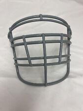Schutt Titanium Super Pro Rjop-Dw-Xl-Ti Adult Football Face Mask In Light Gray.
