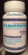 NEW Lipozene Maximum Strength 30 Capsules 1500 mg Weight Loss  Expires JAN 2020