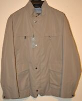 MENS M&S COLLECTION STORMWEAR LIGHTWEIGHT JACKET SIZE XXXL  NUTMEG RRP £89 BNWT