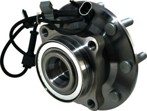 Wheel Bearing and Hub Assembly Front Autopart Intl 1411-424896