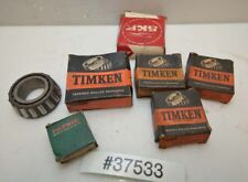 Lot of Misc. Timken Fafnir and SKF Bearings (Inv.37533)