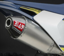 Yoshimura KTM/HUSQVARNA 250/350 2016-18 Signature RS-4 Slip-On Exhaust SS-AL-CF