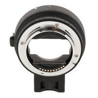 Autofokus Adapter EOS EF Objektiv Auf Sony E Mount Kamera 7 5N A5100 A7II
