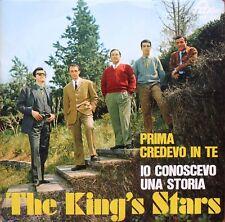 The King's Stars Prima Credevo In Te Vinile 45 Giri 1967 RARE