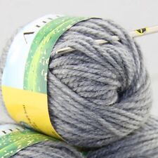 Sale new soft warm 1 BallX50g Chunky Thick Wool Hand Knitting Yarn 206 Mom Gray