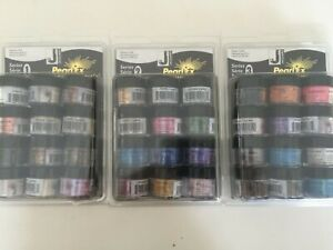 JACQUARD Pearl Ex Powdered Pigments Set Of 12 Colors YOU PICK NEW