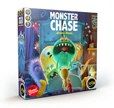 Monster Chase Children Family Board Game Iello Games IEL 00053 Monsters Kids