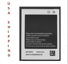 Replacement Battery For Samsung Galaxy S4 Mini SCH-I435 GT-i9192 B500BE 1900mAh