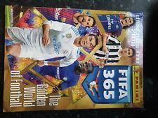 Panini Fifa 365 The Golden World Of Football Aticker Album 2018