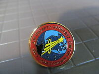 NASA SHUTTLE ENDEAVOUR STS-59 SRL-1 SPACE LAPEL PIN