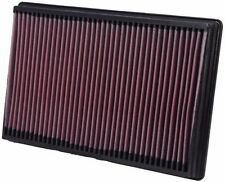 Fits Dodge Challenger 2011-2017 K&N Performance High Flow Replacement Air Filter