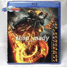 El Vengador Fantasma 2: Espiritu de Venganza Blu-ray Región A, B, C