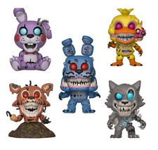 Funko POP. Five Nights at Freddy's: TWISTED TEAM OF 5!