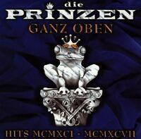 Die Prinzen Ganz oben (Hits 1991 -1997) [CD]