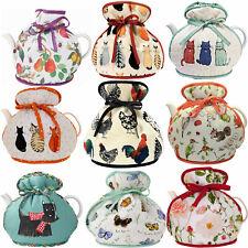 Ulster Weavers Muff Tea Cosy Cats Dog RHS Woodland Butterflies Madeleine Floyd