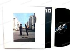 Pink Floyd - Wish You Were Here JPN LP 1980 + Innerbag /3
