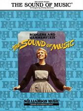 The Sound of Music Sheet Music Big Note Vocal Selections NEW 000316057