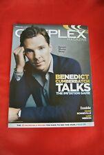Benedict Cumberbatch January 2015 Import Canada Movie Magazine NEW