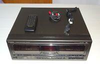 Technics SL-MC410 110-fach CD-Wechsler / CD-Text, inkl. FB, 2 Jahre Garantie