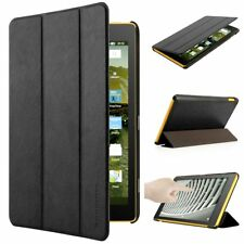 Magnetic PU Leather Stand Case Cover For Amazon Kindle Fire HD 8 2017 7th Gen