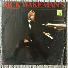 Rick Wakeman's Criminal Record SP-4660 US LP 1977 In Shrink Yes