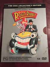 who framed roger rabbit 2 disc collection dvd like new - Who Framed Roger Rabbit Dvd