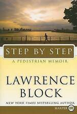 Step by Step by Lawrence Block Brand New Remaindered Copy Hardcover Dust cover