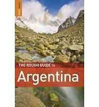 The Rough Guide to Argentina (Rough Guide Travel Guides)-ExLibrary