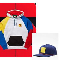 Levi's X Lego Colorblock Hoodie Sweatshirt & Hat Set SOLD OUT Limited Edition M