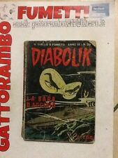 Diabolik Anno IX N.20 Discreto
