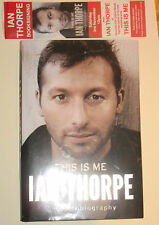 """Ian Thope signed book """"This is Me""""  + COA & Photo proof of signing"""