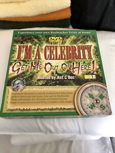 Im a Celebrity Get Me Out of Here Game Interactive DVD Hosted by Ant & Dec