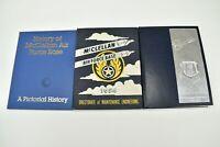 1954 1967 McClellan CA Air Force Base Yearbook Pictoral History Lot