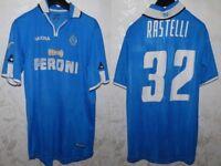 MAGLIA JERSEY SHIRT CALCIO FOOTBALL SOCCER NAPOLI NAPLES NEAPEL ITALY MATCH WORN