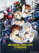 Bubblegum Crisis Tokyo 2040 Complete Series 4 DVD Set Anime English