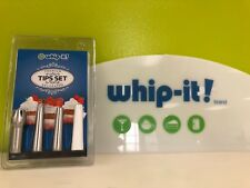 Premium Decorator Tips Set Whip it Brand cream chargers 8g n2o gram ISI whippet