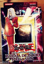 Yu-Gi-Oh - Deck de Démarrage : Pegasus - Edition Espagnol/Spanish - 100% Neuf !!