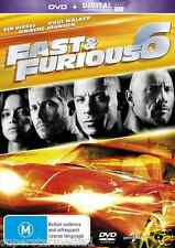 Fast & Furious 1+2+3+4+5+6 : NEW DVD