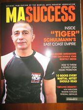 Masuccess (Martial Arts Industry Association magazine) June 2012 Tiger Schulmann