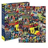 Batman Détective Comics Collage 1000 Pièce Puzzle 690mm x 510mm (NM)