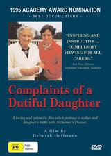 New DVD-COMPLAINTS OF A DUTIFUL DAUGHTER